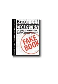 - Busk It Country Fake Book - Sheet Music - di-arezzo.com