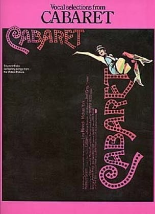 John Kander - Cabaret - Sheet Music - di-arezzo.co.uk