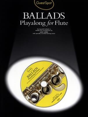 Guest Spot - Ballads Playalong For Flute Partition laflutedepan