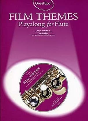 - Guest Spot - Movie Themes Play Along For Flute - Sheet Music - di-arezzo.co.uk