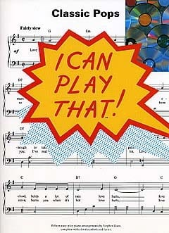 - I Can Play That! Classic Pops - Sheet Music - di-arezzo.com