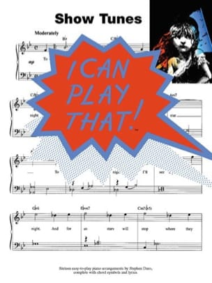 - I can play that - Show tunes - Sheet Music - di-arezzo.co.uk