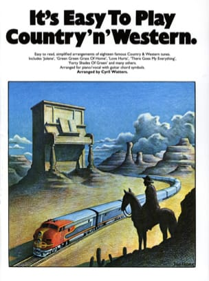 - It's easy to play country 'n' western - Sheet Music - di-arezzo.co.uk