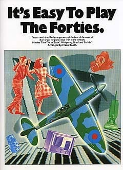 - It's easy to play the forties - Sheet Music - di-arezzo.co.uk
