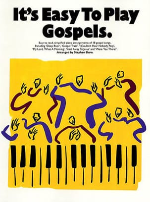 - It's easy to play gospel - Sheet Music - di-arezzo.com