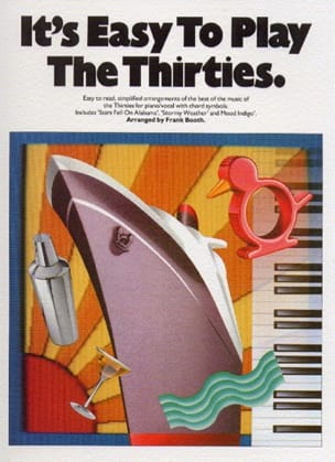 - It's easy to play the thirties - Sheet Music - di-arezzo.com