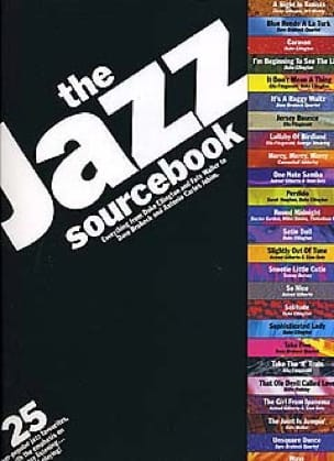 Jazz Sourcebook Volume 1 - Partition - Jazz - laflutedepan.com