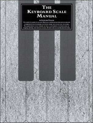 Leonard Vogler - The Keyboard Scale Manual - Sheet Music - di-arezzo.co.uk