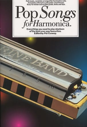 Pop Songs For Harmonica - Partition - laflutedepan.com
