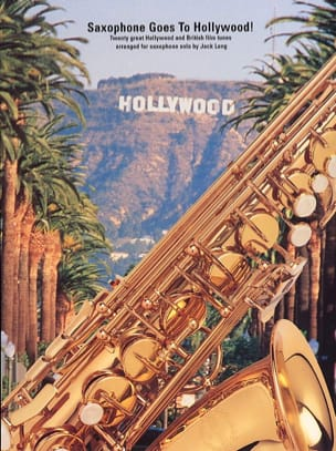 Saxophone Goes To Hollywood Partition Saxophone - laflutedepan