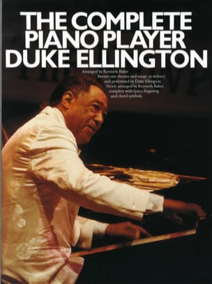 The complete piano player Duke Ellington Partition Jazz - laflutedepan