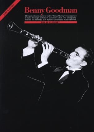 Benny Goodman - Jazz Masters - Sheet Music - di-arezzo.co.uk