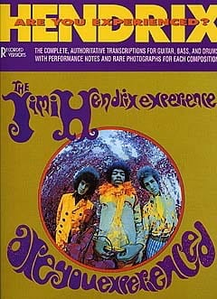 Jimi Hendrix - Are You Experienced - Partition - di-arezzo.fr