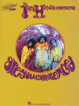 Jimi Hendrix - Are You Experienced - Partition - di-arezzo.fr
