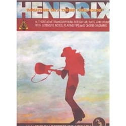 Variations on a theme: Red house - Jimi Hendrix - laflutedepan.com