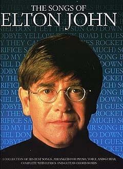 The Songs Of... - Elton John - Partition - laflutedepan.com