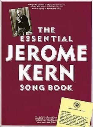 The Essential Jerome Kern Jerome Kern Partition Jazz - laflutedepan