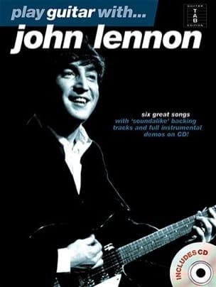 Play Guitar With... John Lennon John Lennon Partition laflutedepan