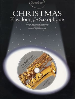 - Guest Spot - Christmas Playalong For Saxophone - Sheet Music - di-arezzo.co.uk