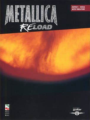 Metallica - Reload - Partition - di-arezzo.fr