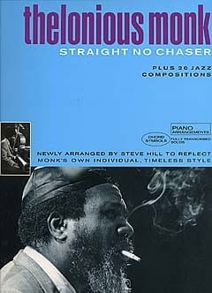 Straight No Chaser Thelonious Monk Partition Jazz - laflutedepan
