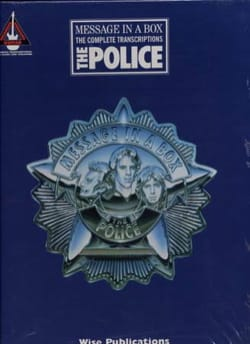 Message in a box - Coffret 4 volumes The Police Partition laflutedepan