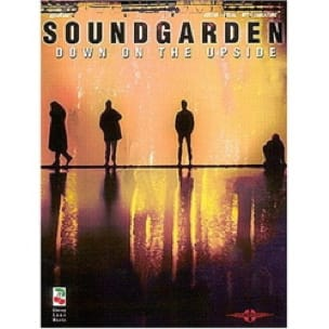 Soundgarden - Down On Upside - Partition - di-arezzo.co.uk