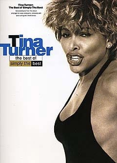 Tina Turner Best Of Simply Best Tina Turner Partition laflutedepan