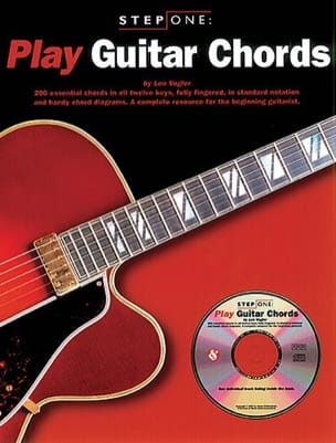 Len Vogler - Step One Play Guitar Chords - Partition - di-arezzo.fr
