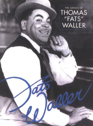Fats Waller - The Genius Of Thomas Fats Waller - Partition - di-arezzo.fr