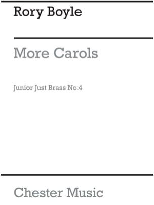 More Carols - Junior Just Brass N° 4 - Rory Boyle - laflutedepan.com