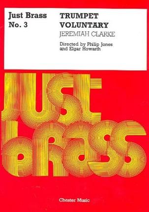 Trumpet Voluntary - Just Brass N° 3 Jeremiah Clarke laflutedepan