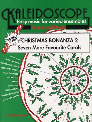 - Christmas Bonanza 2 - Kaleidoscope 38 - Sheet Music - di-arezzo.co.uk