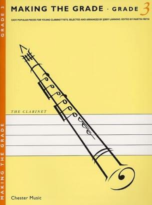 Making The Grade 3 - Partition - Clarinette - laflutedepan.com