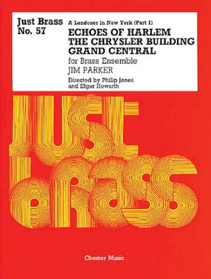 Jim Parker - A Londoner In New York Volume 1 - Just Brass N° 57 - Partition - di-arezzo.fr