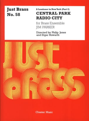 Jim Parker - A Londoner In New York Volume 2 - Just Brass N° 58 - Partition - di-arezzo.fr
