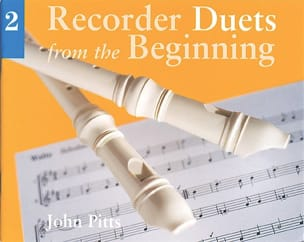 Recorder Duets From The Beginning Volume 2 - Partition - di-arezzo.fr