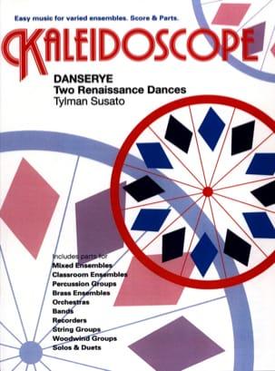 Danserye - 2 Renaissance Dances - Kaleidoscope N° 17 laflutedepan