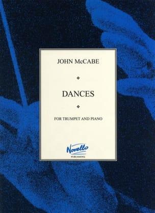 Dances - John Mccabe - Partition - Trompette - laflutedepan.com
