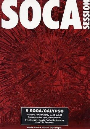 Sven Fenger - Soca Session 9 Socca-Calypso - Partition - di-arezzo.fr
