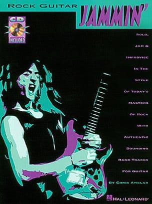 Rock Guitar Jammin' - Chris Amelar - Partition - laflutedepan.com