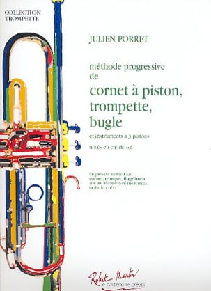 Julien Porret - Trumpet method - Partition - di-arezzo.com