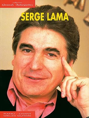 Serge Lama - Great Performers Collection - Sheet Music - di-arezzo.com