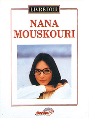 Nana Mouskouri - Golden Book - 15 Achievements - Sheet Music - di-arezzo.co.uk