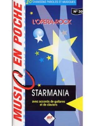 Starmania - Music en poche N° 30 - Partition - di-arezzo.fr