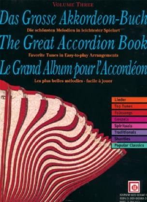 - The Grand Album For Accordion Volume 3 - Sheet Music - di-arezzo.co.uk