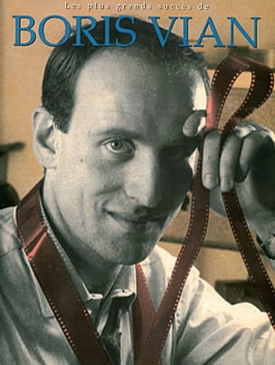 Boris Vian - The biggest hits - Sheet Music - di-arezzo.com