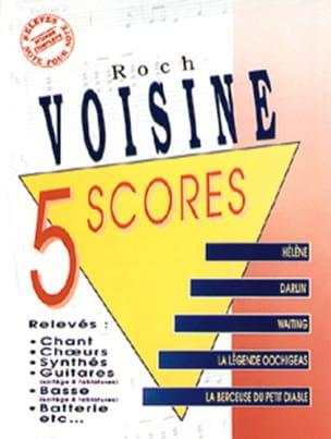 Roch Voisine - 5 Scores - Sheet Music - di-arezzo.com