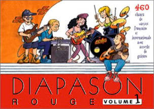 - Diapason Rouge - Volume 1 - Sheet Music - di-arezzo.com