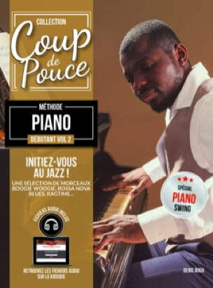 COUP DE POUCE - Beginner Piano Method Volume 2 - Sheet Music - di-arezzo.com